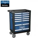 Сервизна количка с инструменти TW1000 263 части Scheppach - 1