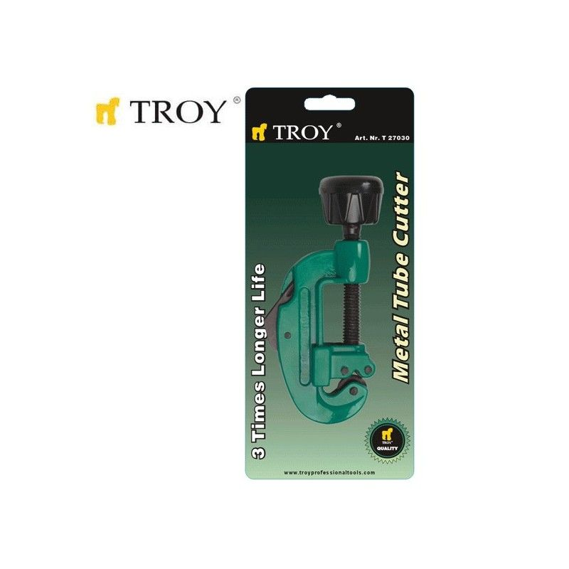 Metal Tube Cutter (O3-30mm) TROY - 2