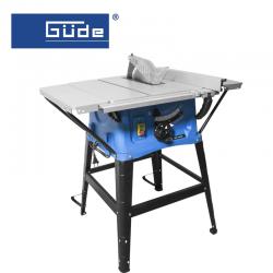 Стационарен циркуляр GTK 2000 / GÜDE 55602 /  2200W, 254 mm