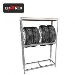 Tire heavy duty shelf 1.80 m, 795 kg