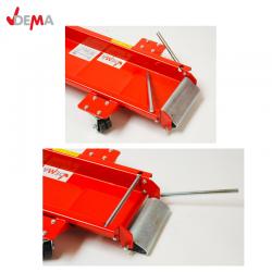Рампа за мотоциклети MRH 560 M / DEMA 24353 / 567 кг 2
