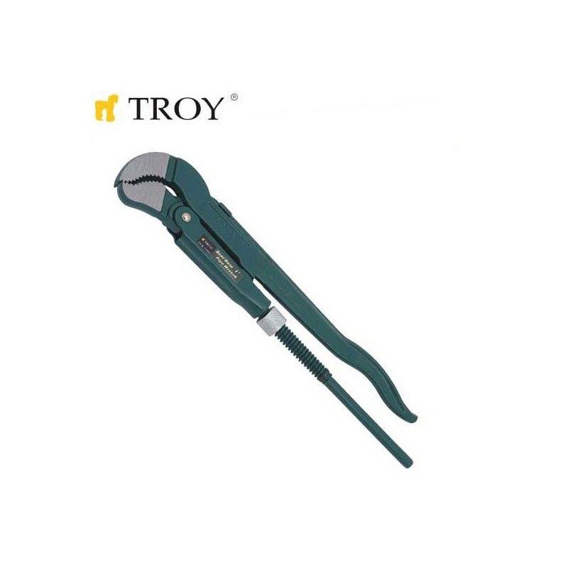 """Професионален тръбен ключ 2""""  / TROY 21020 /"""