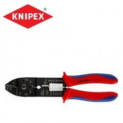 Crimping Pliers 230 mm  / KNIPEX 9721215B /