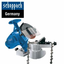 Машина за заточване на вериги KS1000 / Scheppach 5903601901 /