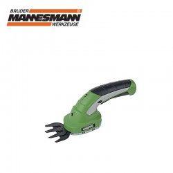 Ножица за жив плет / тример 3.6 V / Mannesmann 17760 /