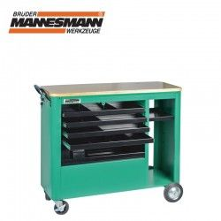 Rolling Workbench, 4 drawers