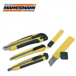 Universal knife set 5pcs / Mannesmann 60125 /