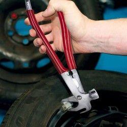 Клещи, чук за баланс на гуми / JeTech WBP-200 / 3