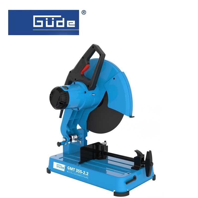 Металорежеща машина GMT 355-2.2 / GUDE 40556 /