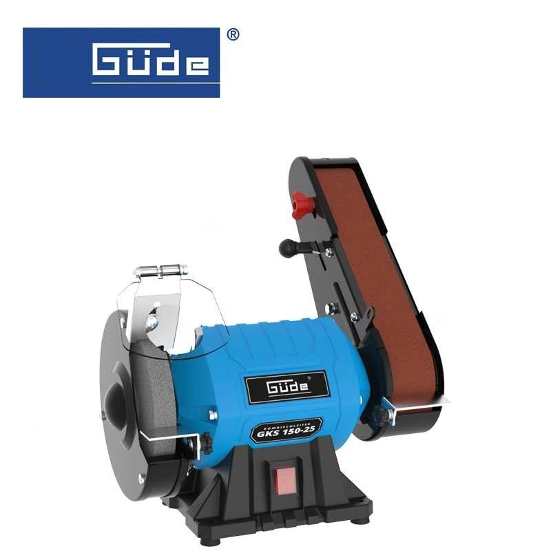 Шмиргел Лентов и дисков GDS 150-25 K / GUDE 55223 /