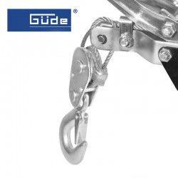 Ръчна лебедка HS 2000 / GUDE 38350 / 1