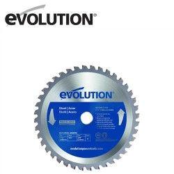 Циркулярен диск за мека стомана 185 мм, 40 зъба M185TCT-40CS