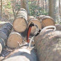 DEMA Кука за носене на дървени трупи 4