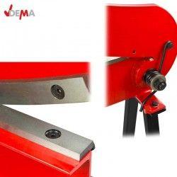 Гилотина за метални профили 1000 мм / DEMA 20687 / 4