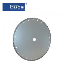 Диамантен диск 300мм / GUDE 55476 /