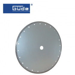 Diamond disk 300mm / GUDE 55476 /