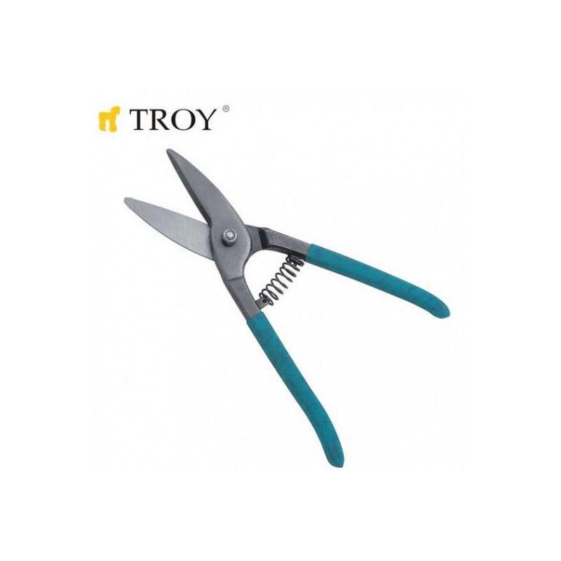 Ножица за ламарина / Troy 21110 /