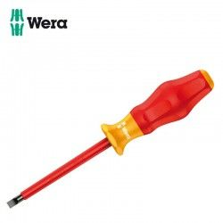 VDE Insulated screwdriver for slotted screws 0.4 mm  / WERA 05031580001 /