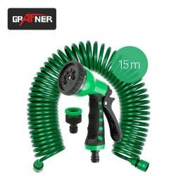 Garden hose SG10814 with Spray Gun