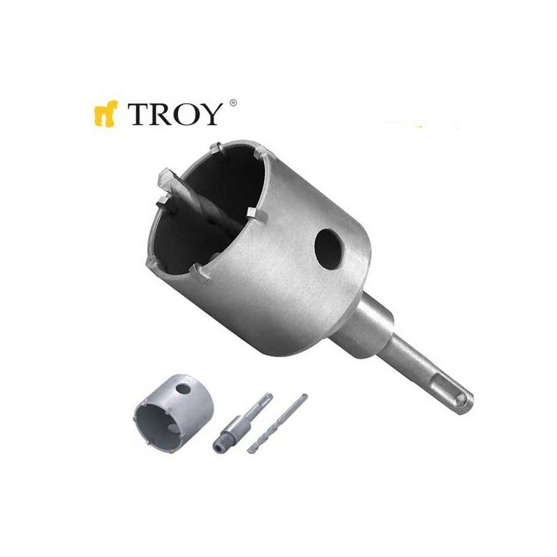 SDS Plus Hole Cutter (Ø 67mm) / Troy 27490 /