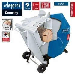 Циркуляр за дърва 4500W Scheppach HS730 3