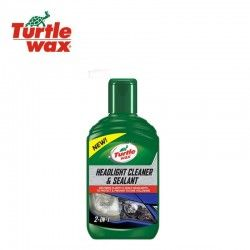 TURTLE WAX 2-IN-1 HEADLIGHT CLEANER & SEALANT