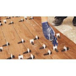 Изравнители за плочки 1.0 мм, Основа 200бр. 4