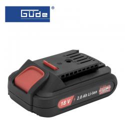 Акумулаторна батерия AP 18-20, 2Ah / GUDE 58555 /