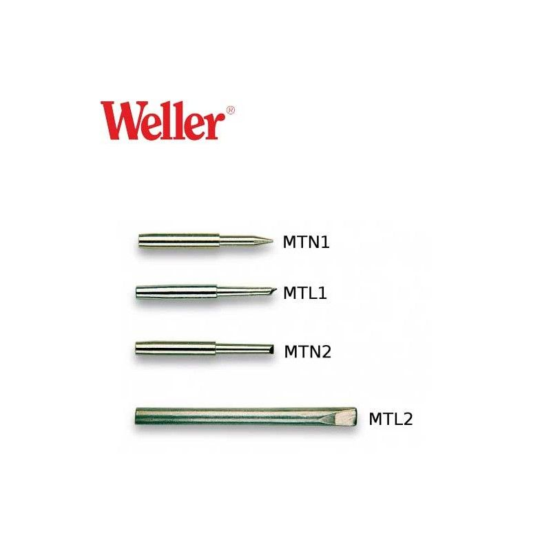 Soldering Tip for WM 12 L and WM 15 L / Weller MTL1 / WELLER - 2