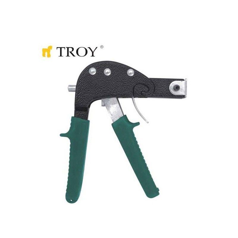 TROY 51490 Dübel Tabancası HRM Tip Dübellere Uyumlu