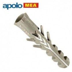 Plug F 10x50mm, 50 pcs