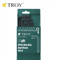 Hex Key Set Torx / TROY 26220 /