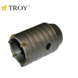 Боркорона за бетон с диамантено покритие (Ø 60mm) Troy 27461.