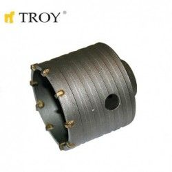 Tungsten Carbide Core Drill Bit Ø 73mm / Troy 27464 /