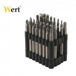 Комплект накрайници 32 части  / WERT 2232 / 1