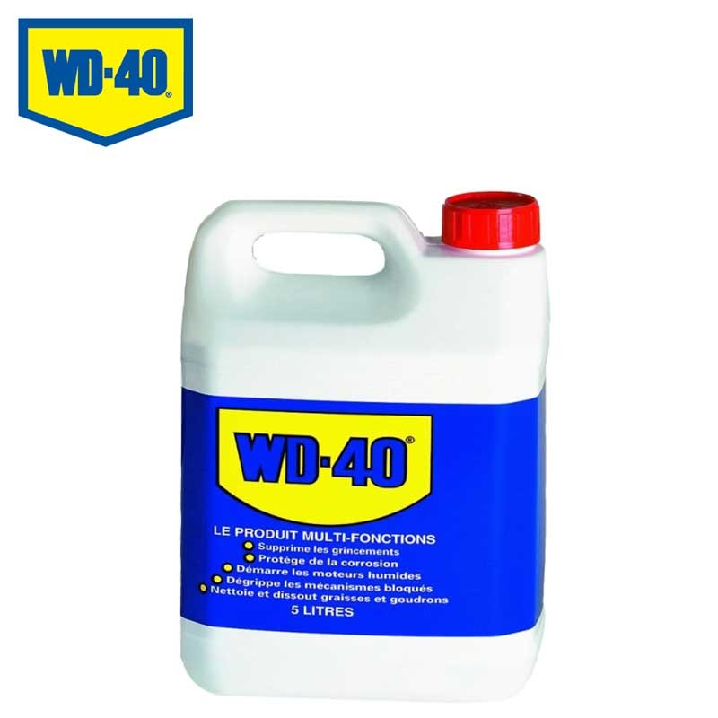 WD-40 Multipurpose Spray (5lt) WD-40 - 1