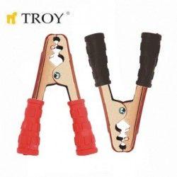 Щипки за кабел 12V - 24V / Troy 26005 /
