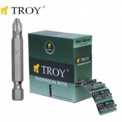 Bits Set PH2x50mm   / TROY...