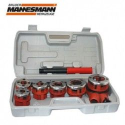 Pipe Threading Set 9pcs