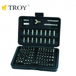 Комплект битове 100 части  / TROY 22302 / 1