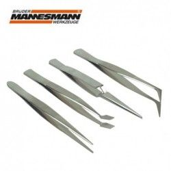 Tweezer Set 4 Pcs.
