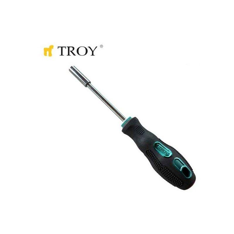 Șurubelniță cu biți Troy