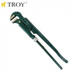 "Pipe Wrench Bent Nose 1""  / TROY 21000 / 1"