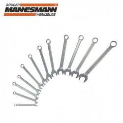 Комплект тресчотки с вложки и ключове- 215 части , с 10 години гаранция / Mannesmann 98430 / 15