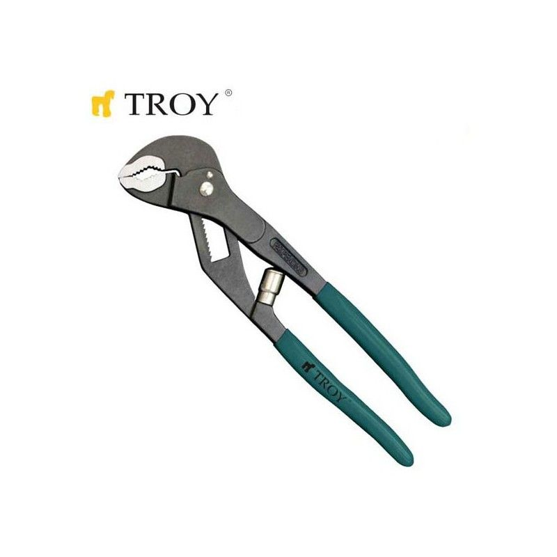Бързорегулируем тръбен ключ 300 mm / TROY 21003 /