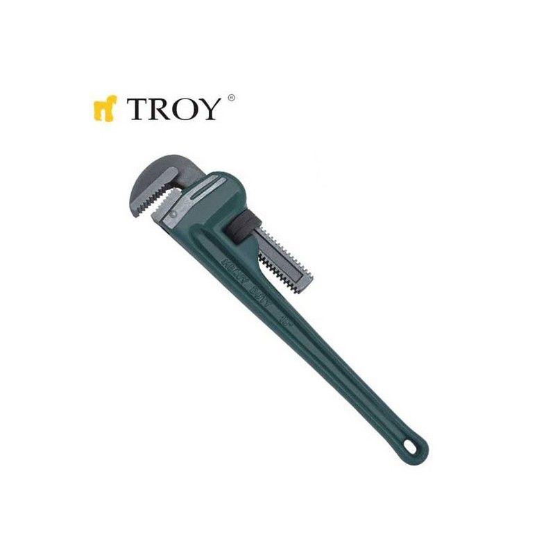 Тръбен ключ 250 мм / Ø 34 мм  / TROY 21225 /