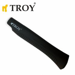 Кофражен чук с фибергласова ръкохватка 600gr  / TROY 27240 / 2