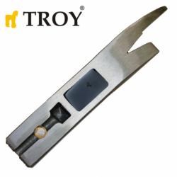 Кофражен чук с фибергласова ръкохватка 600gr  / TROY 27240 / 3
