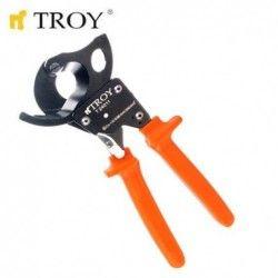 Ножица за рязане на кабел с изолирани ръкохватки  / TROY 24011 / 1