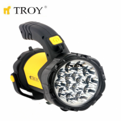 Rechargeable Spotlight and lantern 2 in 1